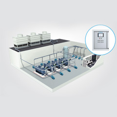 iCM Intelligent Chiller Manager